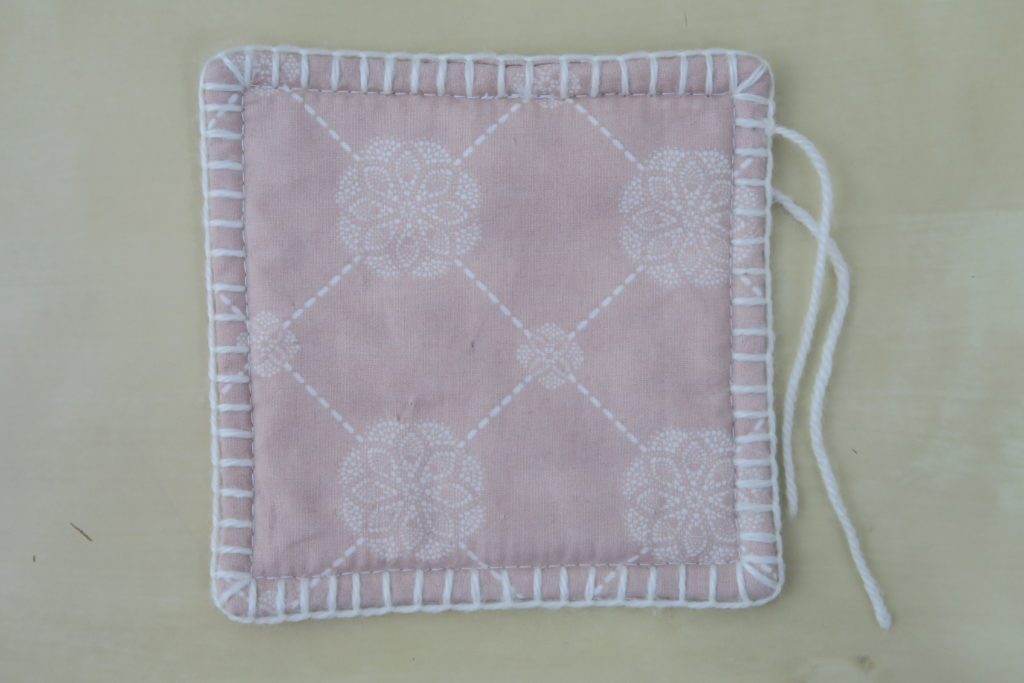 How To Crochet Quilt Squares