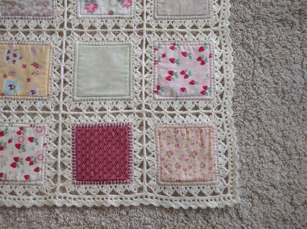 Crochet Quilt Squares : High Tea Crochet Fusion Quilt Tutorial - Updated! - Fanny Lu ...